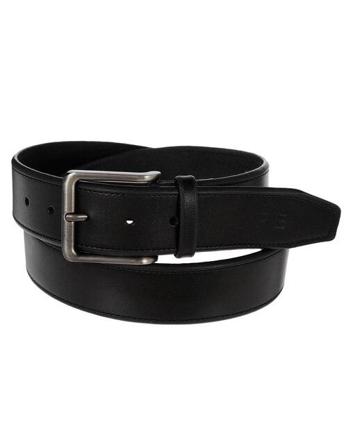 f00d2ddf9d Cinturón Perry Ellis piel negro
