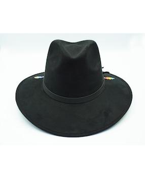 f6cdeb12bbf2 Sombrero Apache negro Careyes ...