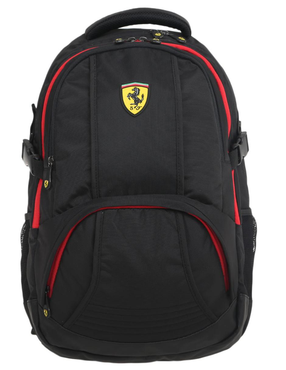 orden diversificado en envases estilo de moda Mochila Ferrari Scuderia