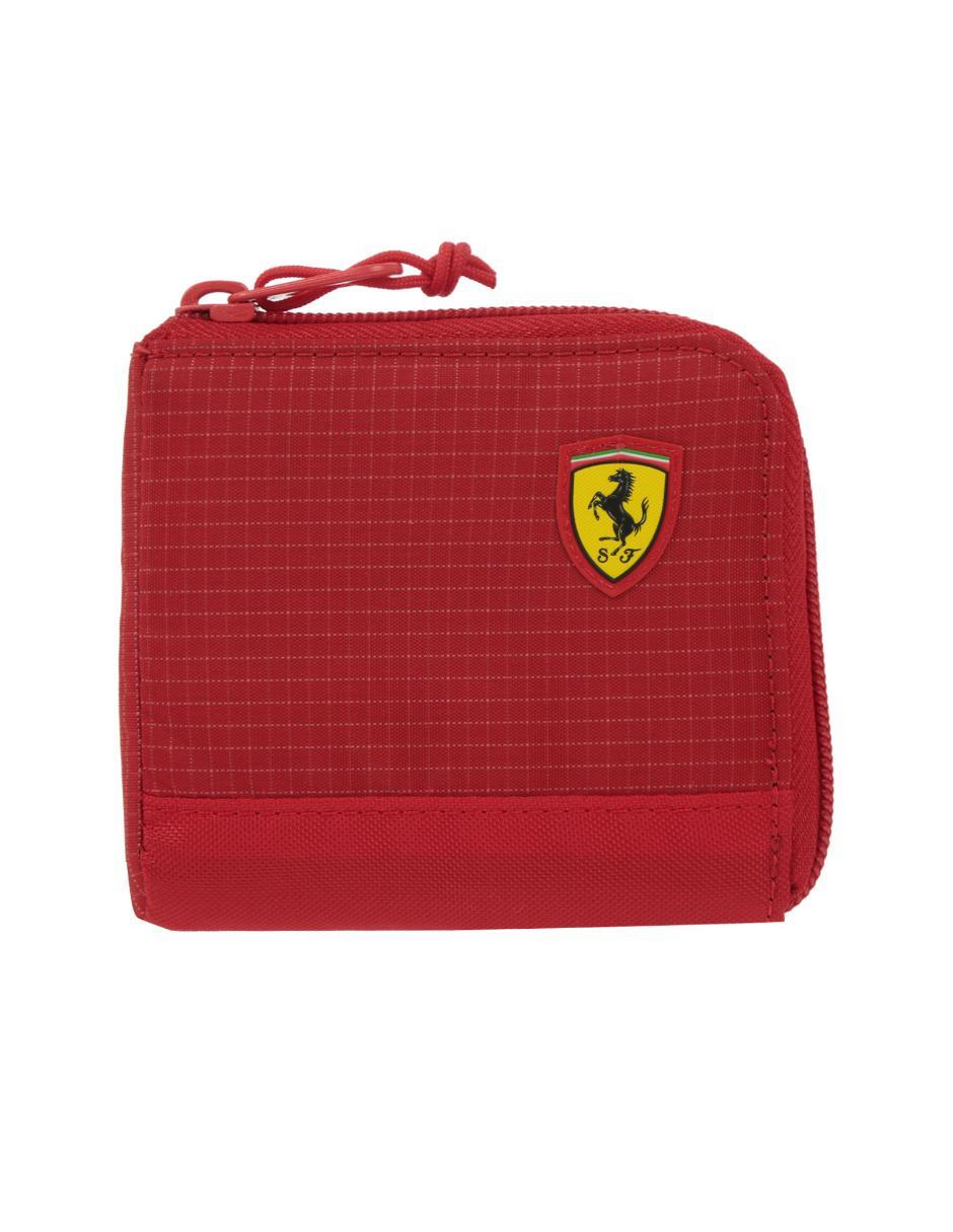 faccba2a3 Cartera Puma Ferrari roja