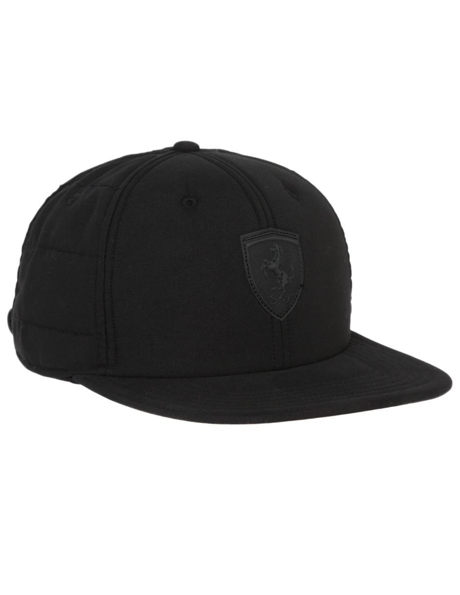 Gorra snapback Puma Ferrari negra ab83cd05288
